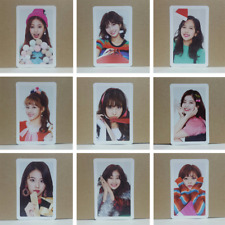 TWICE Likey Repackage Heart Shaker Merry&Happy Photocard Happy Ver Select Member