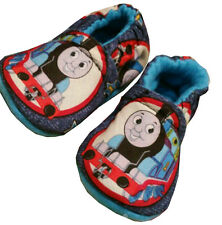 New Thomas the Engine Train Baby Boys Shoes Slippers 0- 24 M Gift 3T - 5T