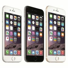 "Apple Iphone 6~16GB~64GB~128GB GSM ""Factory Unlocked"" Smartphone Silver Gray Gol"
