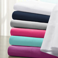 1000TC Egyptian Cotton Bedding Item Extra Deep Pocket New Solid Color Size King
