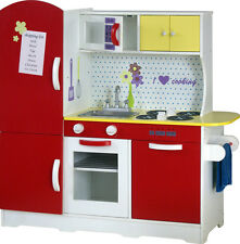 CHILDREN FURNITURE KIDS WOODEN KITCHEN TOY PLAY TOY CREATIVE TOYS ACTIVITIES NEW
