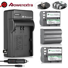 EN-EL3E ENEL3e Battery For Nikon D90 D200 D50 D70 D80 D300S D700 D100 + Charge