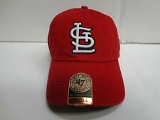 St Louis Cardinals Franchise '47 Brand Fitted Cap Red Unstructured Hat