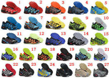 New Men's Salomon Speed Cross 3 Athletic Running Sports Outdoor Hiking Shoes