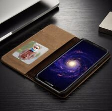 Case For Samsung Galaxy Note 8 Luxury Cowboy Flip Card Holder Cover