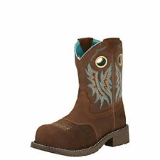 Ariat Women's Fatbaby Cowgirl Composite Toe Work Boot - Choose SZ/Color