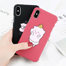 Ultra-Thin Hard Cute Pattern Skin Case Cover For Apple iPhone 8 6s 7 X Plus
