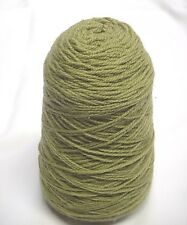 One (1) Pound Cones of 3-Ply Crewel/Needlepoint Tapestry Wool (group 7)