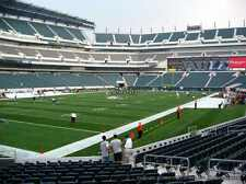 2 PHILADELPHIA EAGLES SBL PSL SEASON TICKETS RIGHTS sec 133 row 26