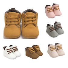 Toddler Baby Infant Unisex Soft Sole Leather Shoes Boy Girl Toddler Shoes
