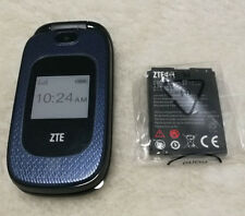 ZTE Z222 Go Phone Unlocked GSM Bluetooth AT&T T-Mobile 3G Flip phone