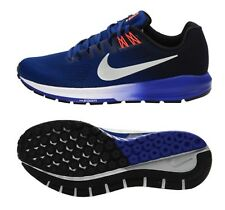 Nike Men Air Zoom Structure 21 Shoes Running Blue White Sneakers Shoe 904695-401
