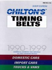Timing Belts 1990-99 (Chilton's Professional Series (Paper))-ExLibrary