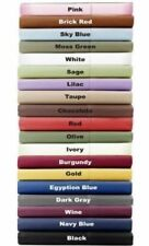 Cal King 1000TC Egyptian Cotton Sheet Set/Duvet/Fitted/Pillow Bright Solid Color