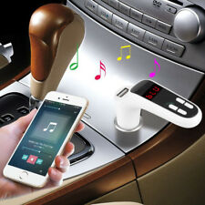 NEW G7 Car FM Transmitter Bluetooth Hands-free LCD MP3 Player Radio Adapter Kit
