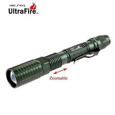 Ultrafire Zoomable NEW XML T6 20000 LM LED Flashlight 18650 Battery Torch 0