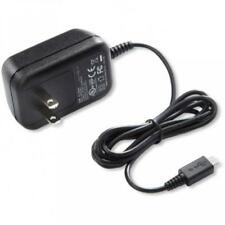 1.8 AMP HOME WALL TRAVEL AC CHARGER POWER ADAPTER BLACK K2F For VERIZON PHONES