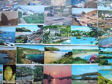 Postcards - CORNWALL -  MULLION, KYNANCE, CADGWITH, HELFORD, LIZARD, COVERACK