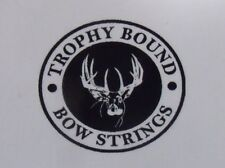 Proline compound bow string Custom Colors Trophy Bound Strings various models