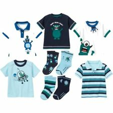 NWT GYMBOREE SPACE VOYAGER TOPS,SHIRTS,POLOS,SOCKS NWT 6-12 MONTHS UPICK VINTAGE
