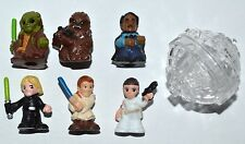 NEW Hasbro Star Wars Fighter Pods Figures Padme Jungo Fett Luke Chewbacca MORE