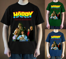 HARRY AND THE HENDERSONS Movie Poster ver. 1 T-Shirt (Black) S-5XL