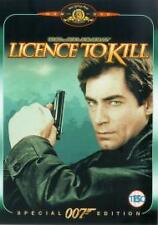 Licence To Kill (DVD, 2003) Timothy Dalton as James Bond 007 with booklet