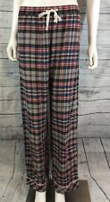 Gap Body Pink Plaid Pajama Pants Women's Nwot