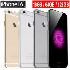 Apple iPhone 6 (Factory Unlocked) AT&T Verizon T-Mobile Gray Gold Silver GSM OK