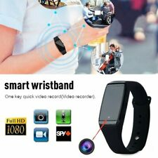 Spy Smart Watch Spy Pen Camera Mini Hidden DVR Surveillance Video Cam Camcorder