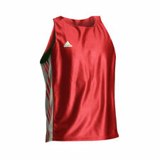 Adidas Amateur Boxing Tank Top Red