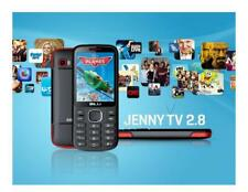 BLU Jenny TV 2.8 T276T Unlocked GSM Dual-SIM Cell Phone with  1.3 MP Camera