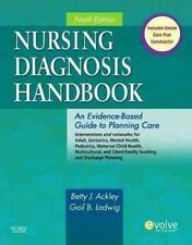 Nursing Diagnosis Handbook: An Evidence-Based Guide to Planning Care (Ackley