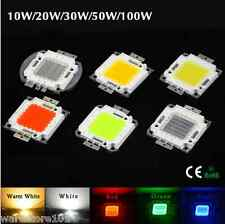 Super Bright Integrated SMD10/20/30/50/100W LED Chip High Power Bulb Floodlight