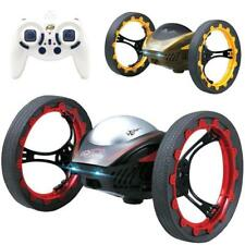 2.4GHz 4CH RC Remote Control Bounce Car Jumping Stunter 360° Spin Kids Gift