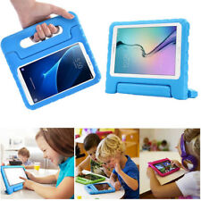 Kids Shockproof Stand Rubber Foam Cover Case For Samsung Galaxy Tab A E S S2 3 4