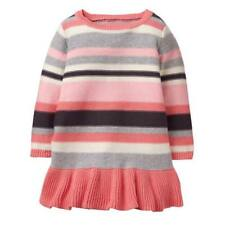 NWT Gymboree Winter Star Striped Sweater Dress Toddler Girl 4T,5T