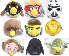 Angry Birds Star Wars 8 Inch Soft Plush Toy Special Edition Teddy Collection