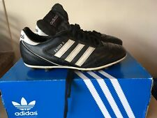 Adidas KAISER 5 Football Boots UK Mens Size 7.5 - Moulded Studs - HG Hard Ground