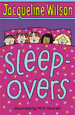 Jacqueline Wilson Story Book: SLEEPOVERS - NEW
