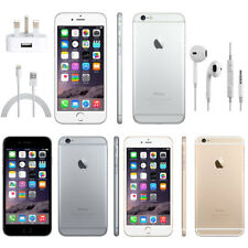 Apple iPhone 6 Gold/Silver/Grey 16GB 64GB 128GB Phone Unlocked - Pristine Cord.