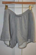 Wildfox Womens French Terry Shorts Heather Gray - Small