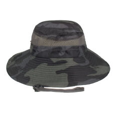 Military Boonie Hat Camouflage Jungle Hats for Men Bucket Hat Army Cap