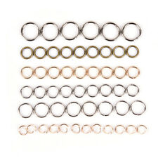 20Pcs Metal HIgh Quality Women Man Bag Accessories Rings Hook KeyChain Bag LEZX