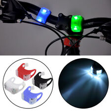 Ultra Bright Bicycle Light Safety Warning LED Flash Frog Lights Riding