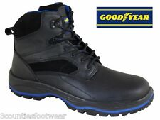 GOODYEAR CORBINE STEEL TOE CAP WORK BOOTS Clearance