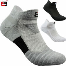New 3 Pairs Ankle Mens Sport Socks Cotton Mesh Breathable Low Cut Casual Socks