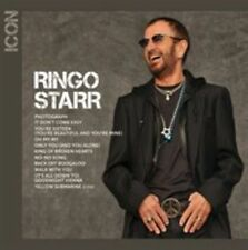 Icon by Ringo Starr (CD, Sep-2014, Capitol)