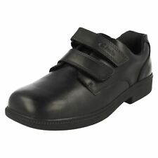 Boys Clarks School Shoes Deaton Gate