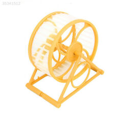 5DA91AB Hot Plastics Pet Hamster Rat Mice Gerbils Running Wheel Exercise Toys